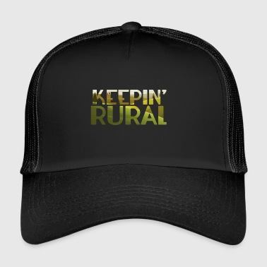 Agriculteur / PRODUCTEUR /: Keepin Rural - Trucker Cap