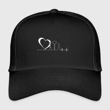 I Love Beauty - Trucker Cap