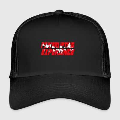 powerlifting EXPERIENCE - Trucker Cap