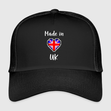 Made in UK - Trucker Cap