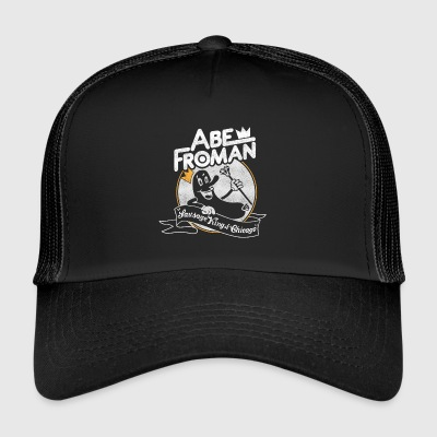 Kiełbasa King of Chicago Abe Froman - Trucker Cap