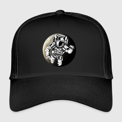 SciFi - Space Adventure - Trucker Cap