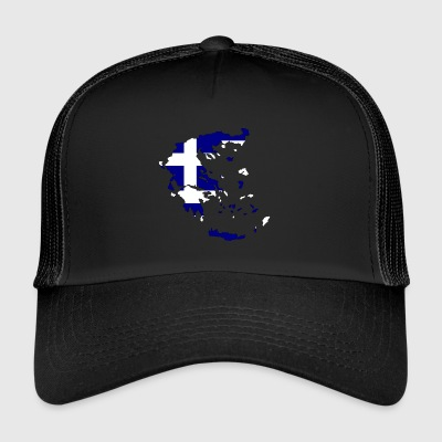 GRECE / GREECEh - Trucker Cap