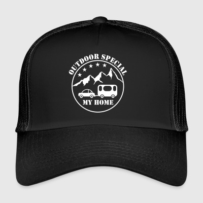 OUTDOOR SPECIAL - Trucker Cap