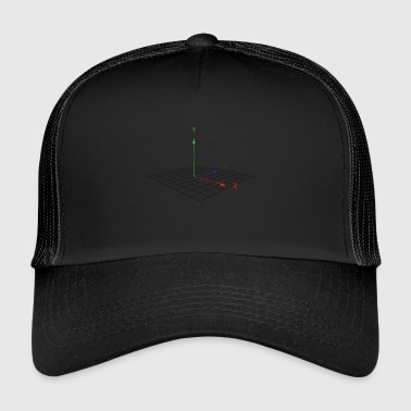as - Trucker Cap