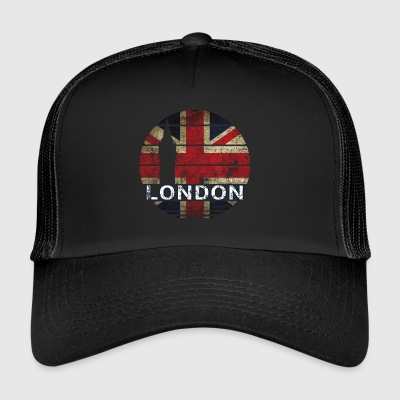 LONDON LONDON ENGLAND - Trucker Cap
