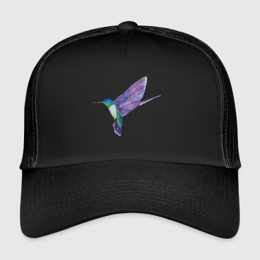 Hummingbird - Trucker Cap