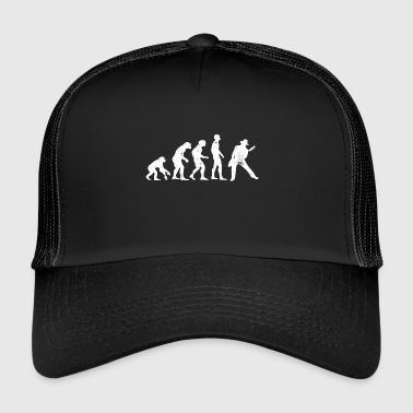 Evolution kitaristi rock-sähkökitara - Trucker Cap