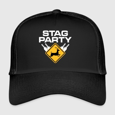 Bachelor / Stag Party - Gorra de camionero