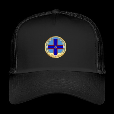Zen / Christian Church -logo - Trucker Cap