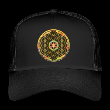 flower of life - Trucker Cap
