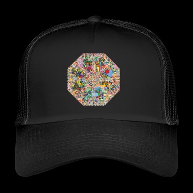 Celtic knot - Trucker Cap