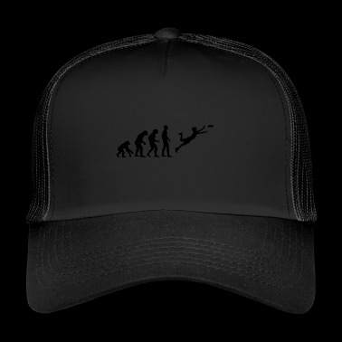 Ultimate Evolution - Trucker Cap