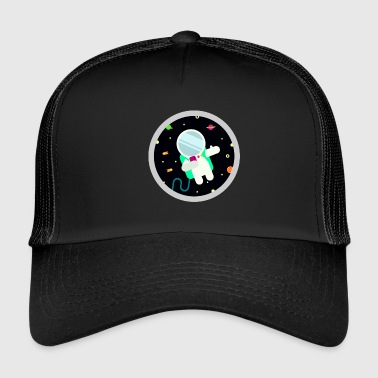 Space Man - Trucker Cap
