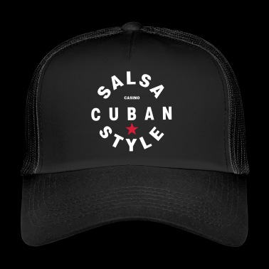 Salsa Cuban Style - Salsa Dance Fashion - Trucker Cap