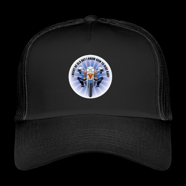 Ride - Trucker Cap