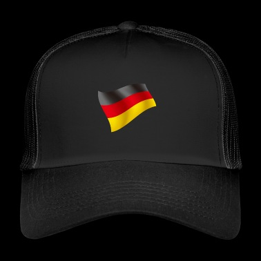 Germany Germany flag flag Landesfarben - Trucker Cap