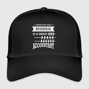 Accountant accountant - Trucker Cap
