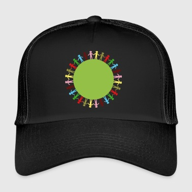 Community Circle - Trucker Cap