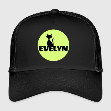 Evelyn Name Vorname - Trucker Cap