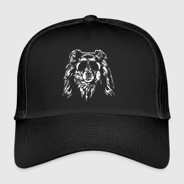 COLLIE - ROUGH COLLIE cool - Trucker Cap
