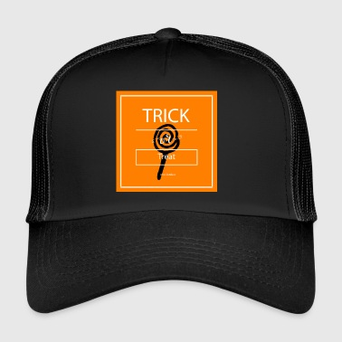 trick or treat - Trucker Cap