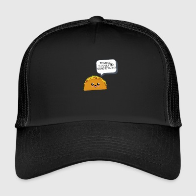 Cute taco - Trucker Cap