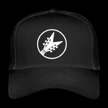 Electric guitar! - Trucker Cap