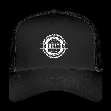 Educator - Trucker Cap