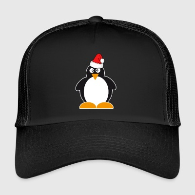 jul | Merry Christmas | Penguin Nordpolen - Trucker Cap