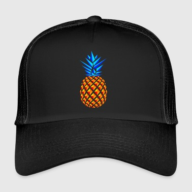 PINEAPPLE TREND - Trucker Cap
