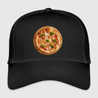 margherita nourriture pizza pizzeria manger - Trucker Cap
