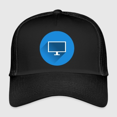 TV PC IT Freak - Trucker Cap