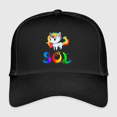 Unicorn Sol - Trucker Cap