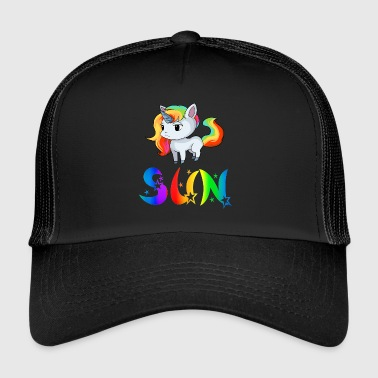 Unicorn Zon - Trucker Cap