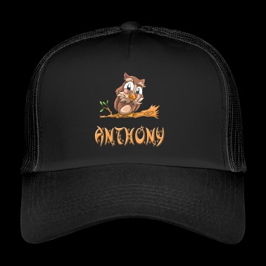 Eule Anthony - Trucker Cap