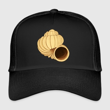 Jewelry seashell - Trucker Cap
