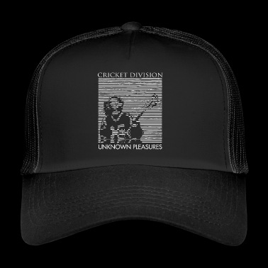 Shop Cricket Division Designs - Trucker Cap