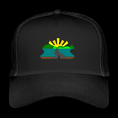 land - Trucker Cap