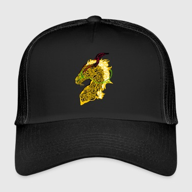 dragehode - Trucker Cap