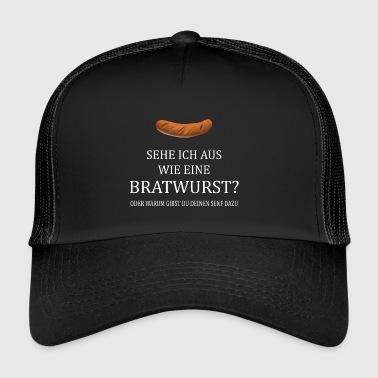 suchbegriff 39 bratwurst 39 caps m tzen online bestellen spreadshirt. Black Bedroom Furniture Sets. Home Design Ideas