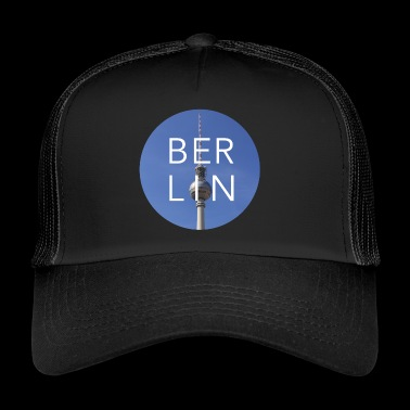 Berlin - Trucker Cap