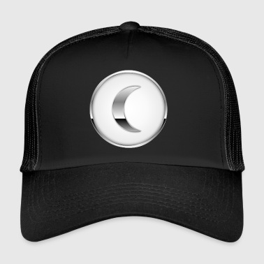 Moon - Horoscope - Zodiac signs - Trucker Cap