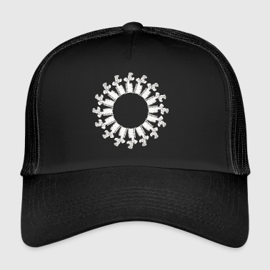 Ring of pigger - Trucker Cap