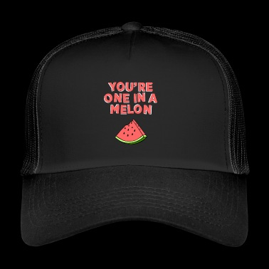 melon - Trucker Cap