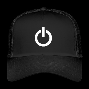 Power on - Trucker Cap