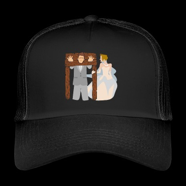 True love - Trucker Cap