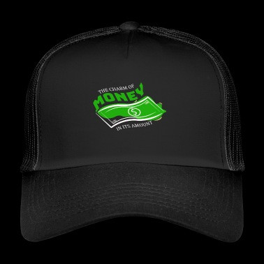 Limited Edition CHARM OF MONEY - Trucker Cap