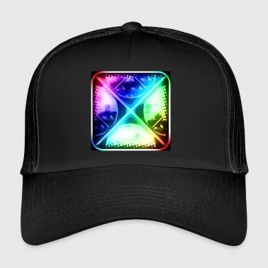 OR_GEOPSY_2 - Trucker Cap