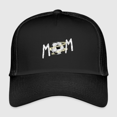 Soccer Mom Football Mother's Day Gift Idea - Trucker Cap